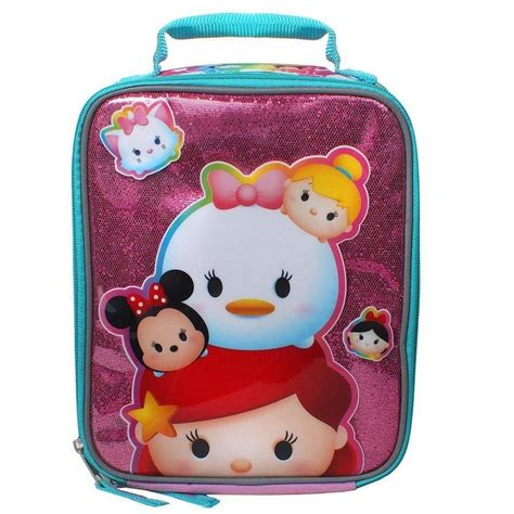 Tas Bekal Tsum Tsum Kid Lunch Bag 233 best images about current vintage lunch boxes on disney lunch kits and