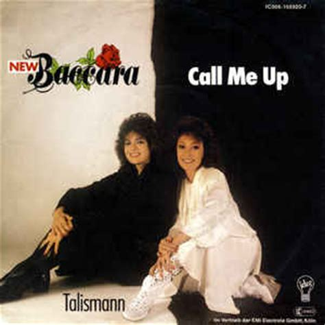 call me up new baccara call me up vinyl at discogs