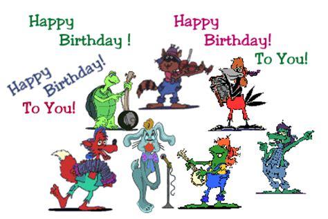 happy birthday cartoon mp3 download happy birthday emoticons to greet your friends birthday