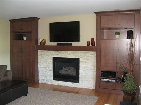 Fireplace Millwork by Fireplace Millwork Family Room Other