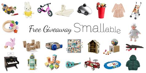 Free Giveaways For New Moms - smallable free giveaway