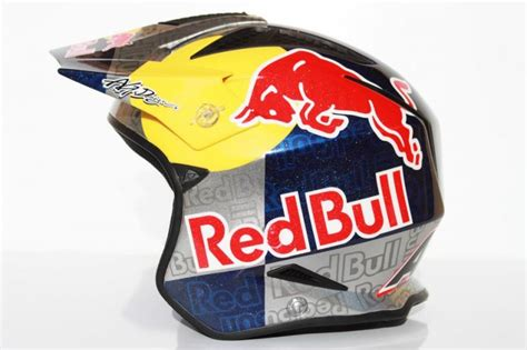 Trial Motorrad Red Bull by Caschi Personalizzati Archives Ag Design Airbrush