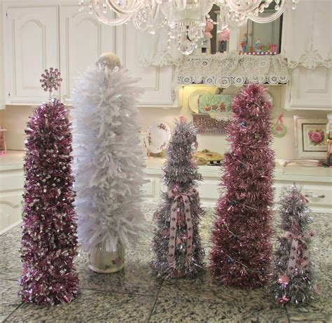 someday crafts garland christmas trees