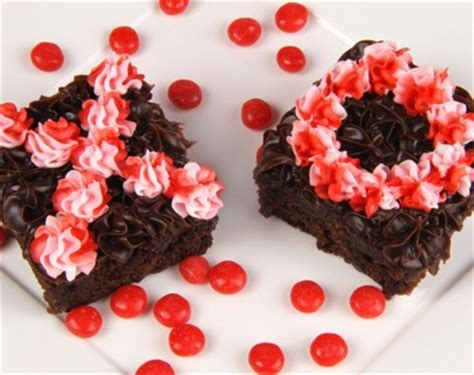 Brownie Decorating Ideas by 1000 Images About Be On Felt Hearts Day Cards And