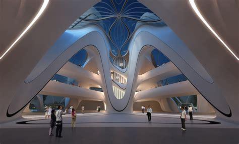 zaha hadid modern architecture by zaha hadid architects