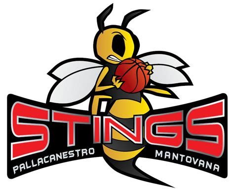 cronaca mantovana basket restyling per il logo degli stings mantova sport