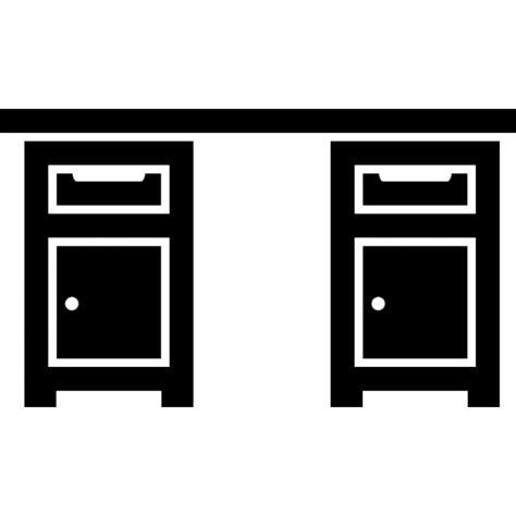 schublade icon garage tisch mit schubladen der kostenlosen icons
