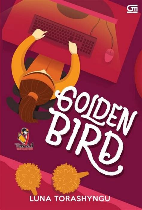 Teenlit Golden Bird Ultimate Buku Keempat Cover Baru bukukita teenlit golden bird buku ketiga cover baru