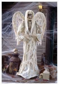 Scary Halloween Decorations On Sale 72 Inch Winged Gruesome Greeter