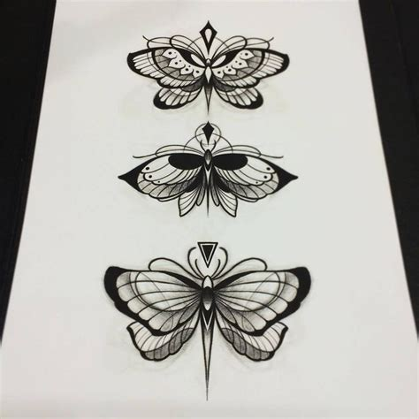 tattoo blackwork designs butterfly designs blackwork