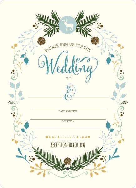 blank wedding invitation templates blank wedding invitations gangcraft net