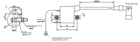 motorcycle ignition system diagram image gallery motorcycle ignition system