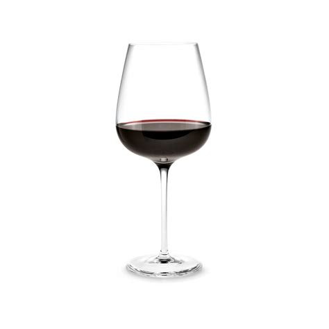 Bouquet Red Wine Glass