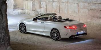 2016 mercedes s class cabriolet review s500 and amg