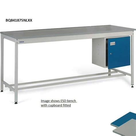 esd bench general purpose esd workbench with neostat worktop ese