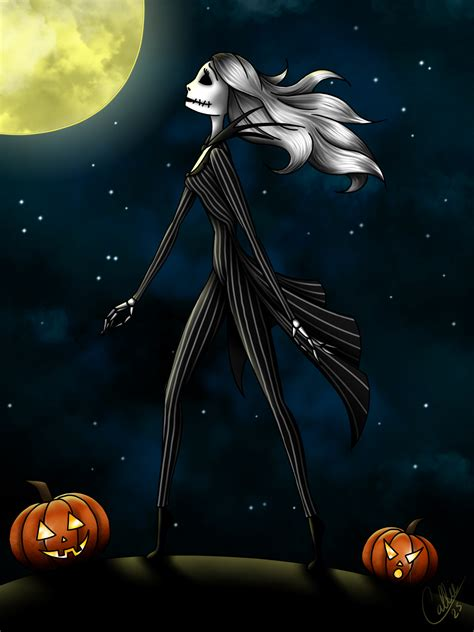 imagenes of jack jack skellington genderbend by callieclara on deviantart