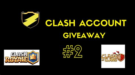 Clash Of Clans Account Giveaway - clash of clans account giveaway 2 youtube
