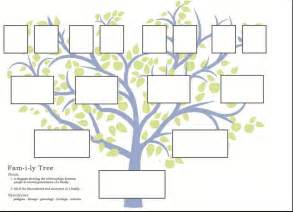 decorative family tree template christine bell 2 4 lds blogs