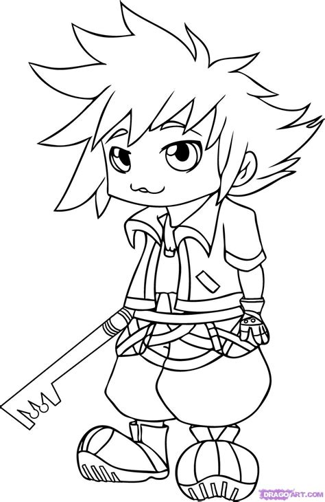 kingdom hearts coloring pages sora kingdom hearts coloring pages sora www imgkid com the
