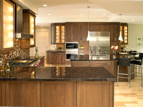 Black Walnut Kitchen Cabinets Shaker Black Walnut Kitchen Traditional Kitchen Other Metro By Kathryn W Brown