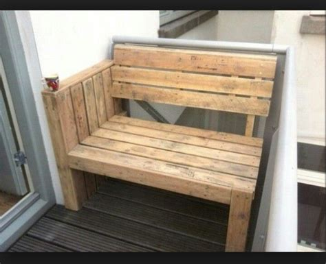 crate and barrell bench pallet bench diy furniture pinterest pallet benches