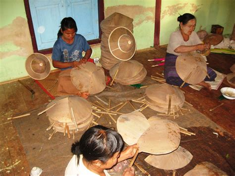 What Was The Cottage Industry by Trip To Pindaya Cave On 01 March 2011 Arcadia Travels