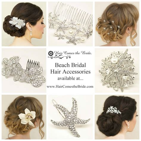 Wedding Hairstyle Accessories by Bridal Hair Accessories By Hair Comes The