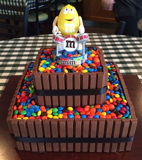 mms cake how to make m m cake youtube