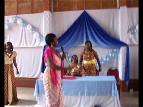 zambian kitchen party decor wanangwas bridal shower youtube