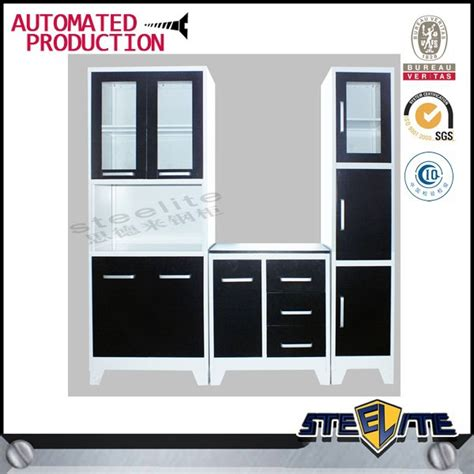 Prefabricated Pantry Cabinets by High Quality Stainless Steel Kitchen Pantry Cabinets