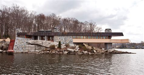 frank lloyd wright inspired living wright in lake mahopac house profiles hudson