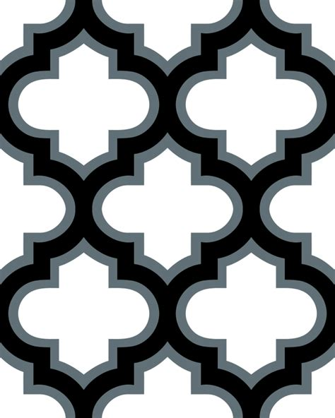 Moroccan Pattern Png | clipart moroccan lattice