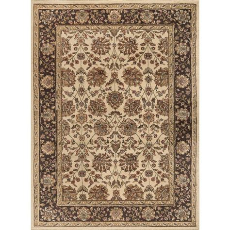 tayse rugs tayse rugs elegance beige 9 ft 3 in x 12 ft 6 in indoor area rug 5332 ivory 9x13 the home