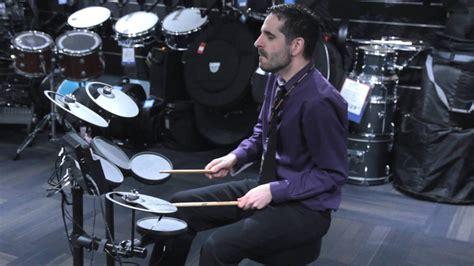 Dtx 400k yamaha dtx400k electronic drum set product demonstration