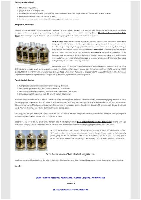 Obat Herbal Menghancurkan Batu Ginjal obat untuk menghancurkan batu ginjal