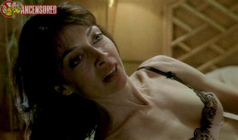 Naked Illeana Douglas In Point Of Origin