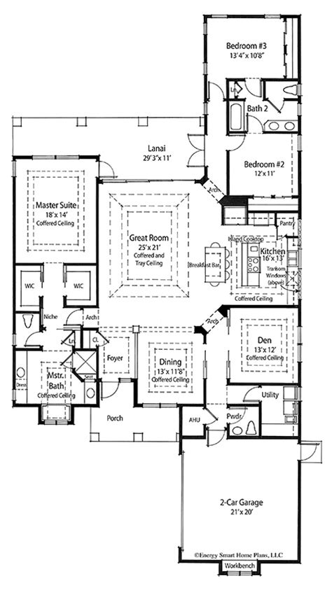 the sebastian house plan by energy smart home plans