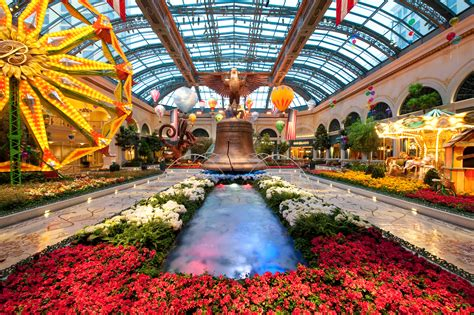 Botanical Gardens Bellagio by Into Summer At Bellagio S Conservatory Botanical