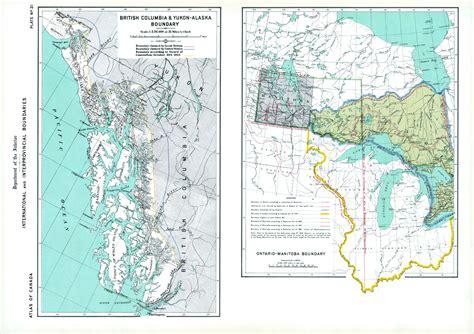 map of canada and alaska border atlas of canada 1st edition conquestcommando friends