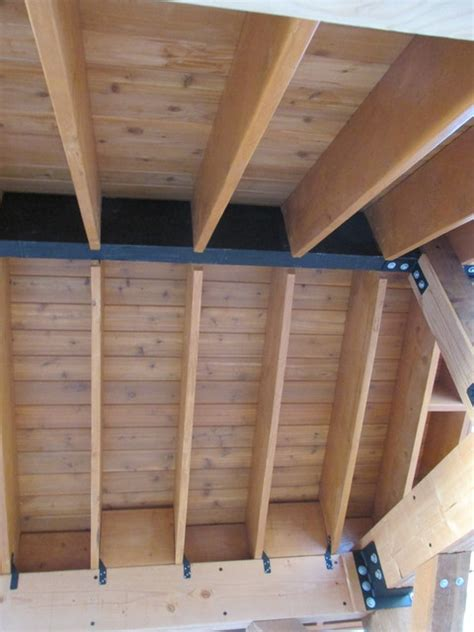 Post And Beam Patio Cover by Outdoor Living Space Patio Cover Pergola Cedar Post
