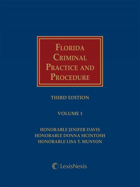 criminal procedure and practice florida criminal practice and procedure lexisnexis store