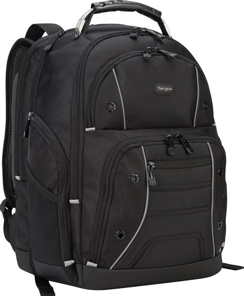 back packs 17 quot drifter plus with tsa backpack tsb847 black backpacks targus