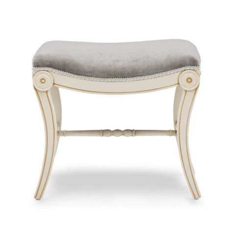 Dressing Tables Stools by Upholstered Classic Dressing Table Stool