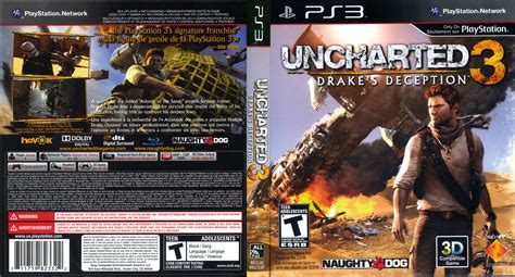 bcus uncharted  drakes deception
