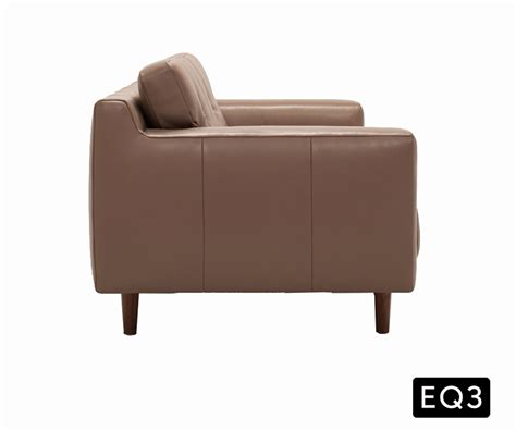 Sofa Side by Remi Leather Sofa Decorium Furniture
