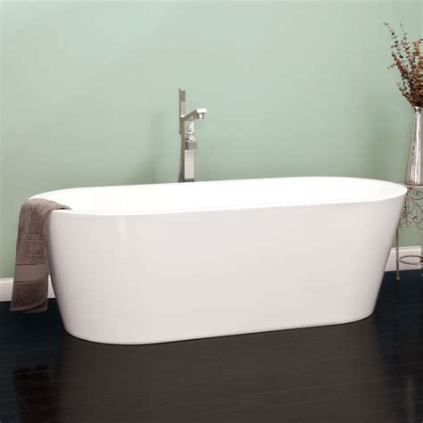 best acrylic bathtubs 17 best images about freestanding acrylic bathtubs on