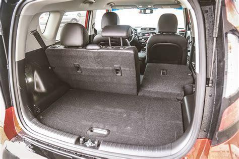 Kia Soul Cargo Space Review 2016 Kia Soul Se Sport Canadian Auto Review