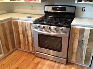 Diy Rustic Kitchen Cabinets Muebles De Cocina Con Palets