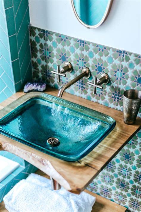 Badezimmer Deko Pink by Die Besten 25 Badezimmer T 252 Rkis Ideen Auf