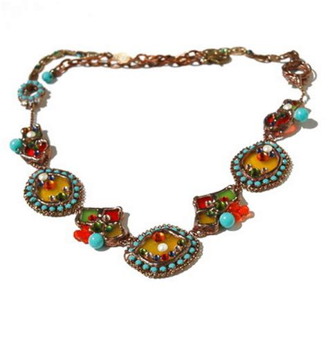Unique Handmade Necklaces - looking your best handmade necklaces on mostoriginal